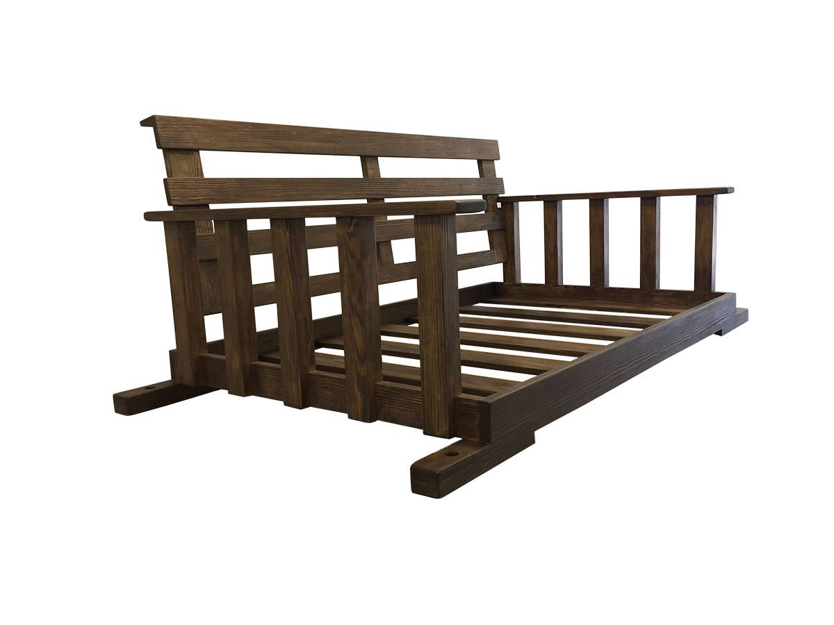 The Meadow Adjustable Back Bed Swinhg