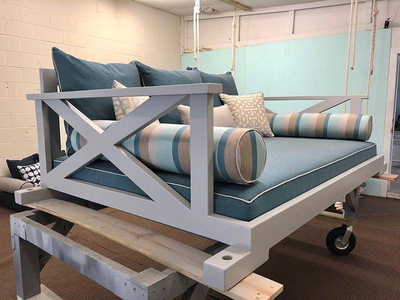 Charleston Bed Swing Full Size