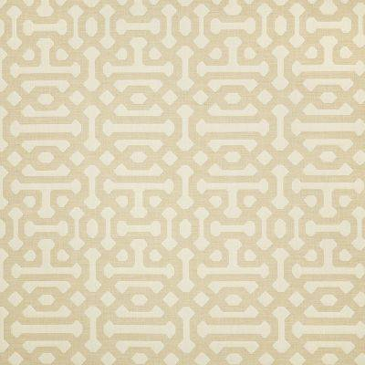 """Approximately 27"""" x 27"""" Shown of Fretwork-Flax"""